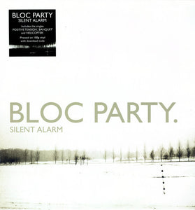 Bloc Party Silent Alarm