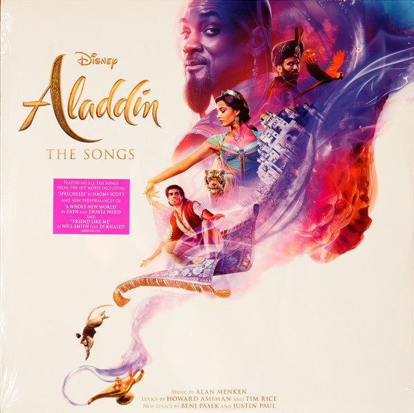 Various Disney's Aladdin The Songs