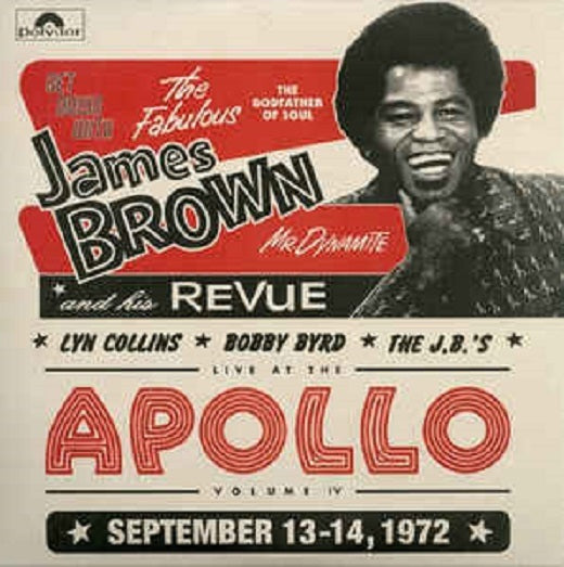 James Brown Get Down With James Brown: Live At The Apollo Volume IV