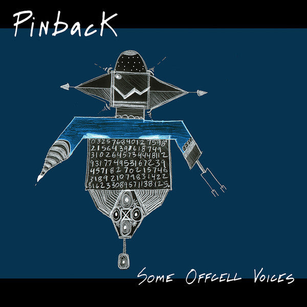 Pinback Some Offcell Voices