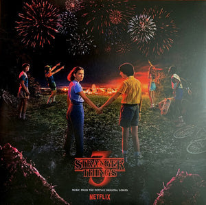 Various Stranger Things 3: (Music From The Netflix Origina