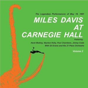 Miles Davis Miles Davis At Carnegie Hall Volume 2