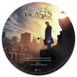 "James Newton Howard Music From The Motion Picture ""Fantastic Beasts And Where To Find Them"""