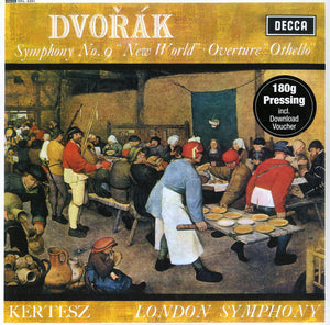 "A. Dvorak Symphony No. 9 "" New World "" - "" Othello "" Overtur"