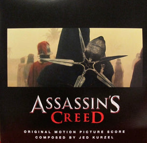 Jed Kurzel Assassin's Creed (Original Motion Picture Score)