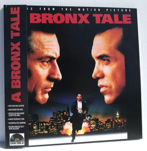 Various A Bronx Tale - Music From The Motion Picture