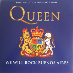 Queen We Will Rock Buenos Aires