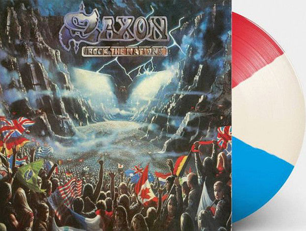 Saxon Rock The Nations