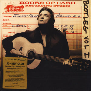 Johnny Cash Bootleg Vol I: Personal File
