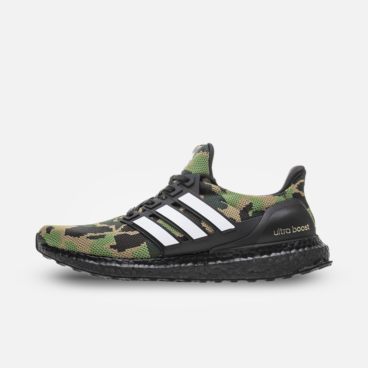 Bape Ultra Boost 'Green' NMD Kickked Male 5