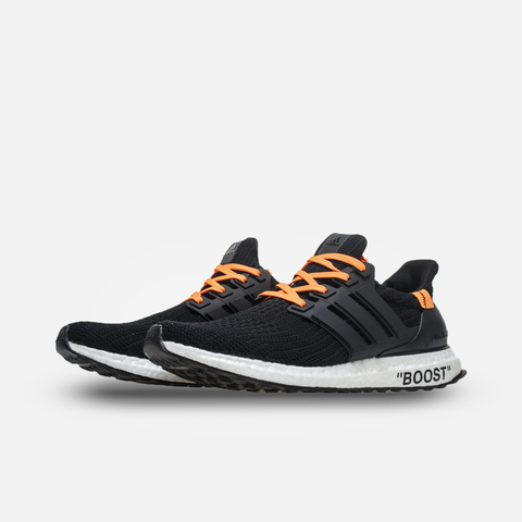 OW x Ultra Boost 'Black'