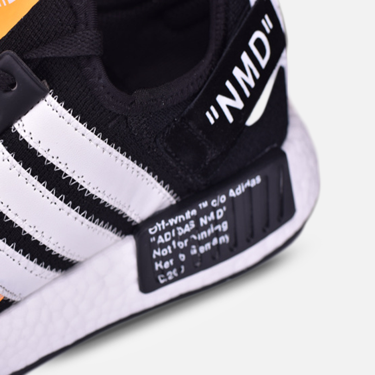 OW x NMD 'NASTY' NMD Kickked