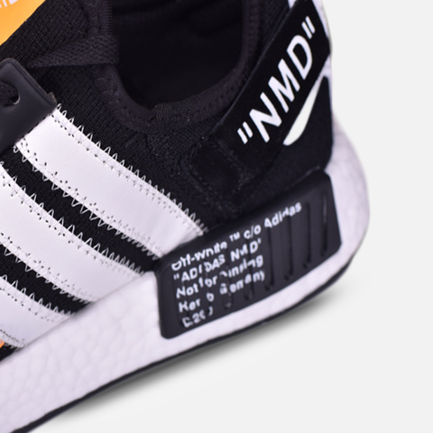 Off-White® x Adidas NMD's 'NASTY' - Kickked