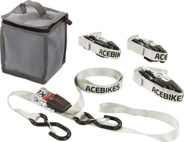 Acebikes Ratchet Kit Scooter, Motorrad Zurrgurt Komplettset B&B Shop - 2000 Stockerau