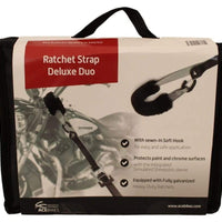 Acebikes RATCHET Strap Deluxe DUO, Motorrad Spezial Zurrgurt B&B Shop - 2000 Stockerau
