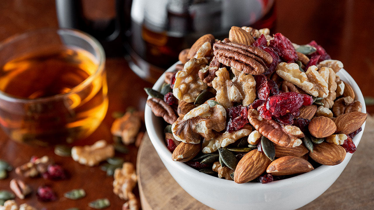 Origin Bulk Store Mixed Nuts