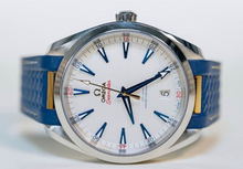 Load image into Gallery viewer, Omega Seamaster Aquaterra