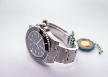 Load image into Gallery viewer, ROLEX OYSTER PERPETUAL SUBMARINER BLACK DIAL 40MM WATCH 114060