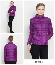 Load image into Gallery viewer, 2019 New Ultra Light Windproof Women's Winter Coat