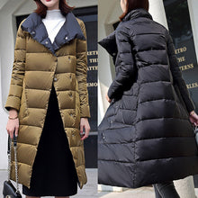 Load image into Gallery viewer, 2019 Women's Double Sided Long Jacket