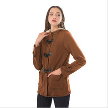 Load image into Gallery viewer, 2019  Women's Hooded Trench Coat