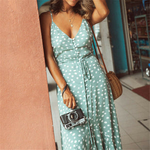 Women's Summer Maxi Long Dress  for Evening Party