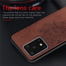 Load image into Gallery viewer, Samsung Galaxy S20 Series case(motif designed)