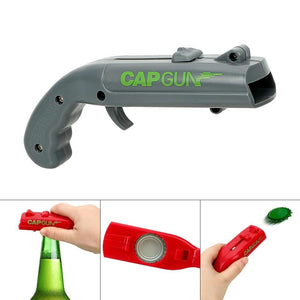 Beer Bottle Opener Gun