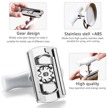 Load image into Gallery viewer, Adjustable Jar Opener (Stainless Steel)