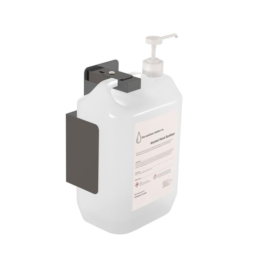 Purge 160 Sanitiser Wall Bracket - 5L