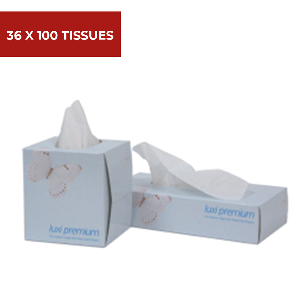 White Luxury Tissues
