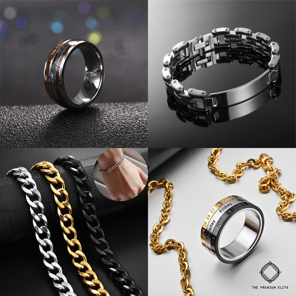 The Premium Elite Exclusive Designer Jewellery Range
