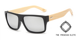"Premium ""TreeStyler"" Pro Handcrafted Bamboo Sunglasses"