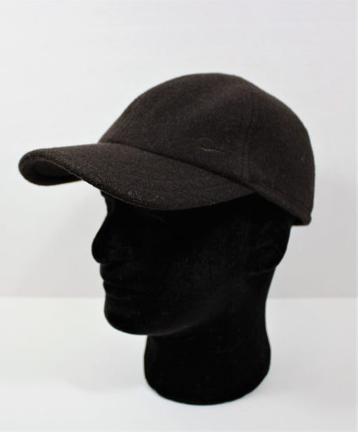 Men's Felted Baseball Cap