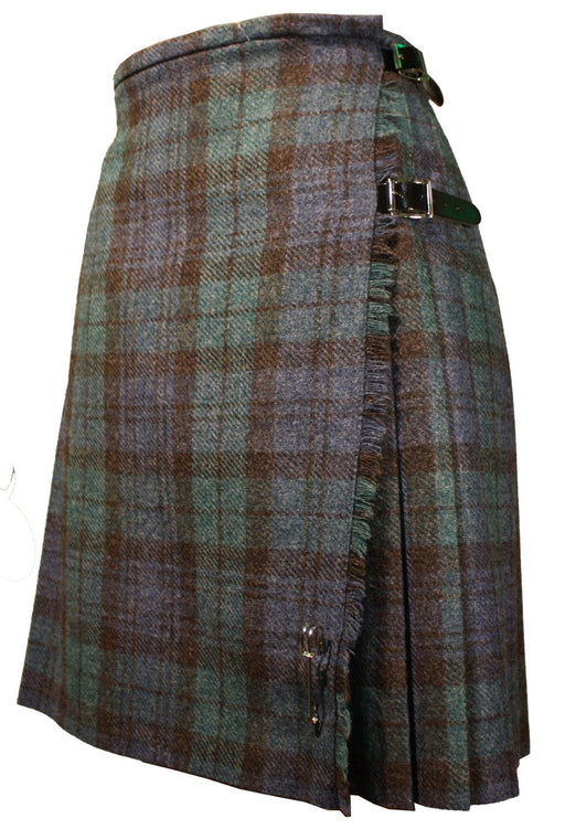 Ladies Black Watch (Ancient) Knee High Kilt