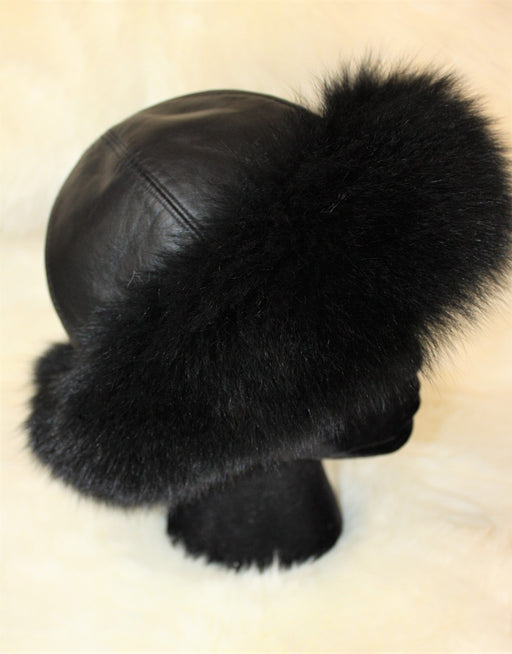 Briget Hat - Single - Black