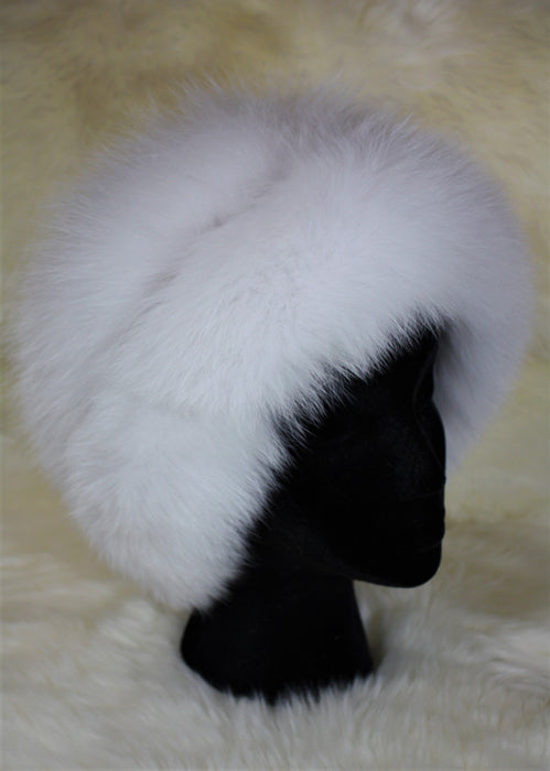 Briget Hat - Double - White