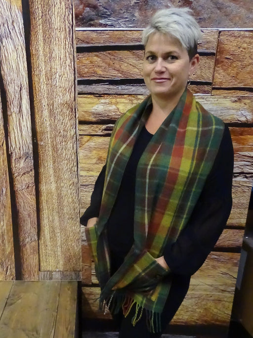 Canadian Rockies Pocket Scarf