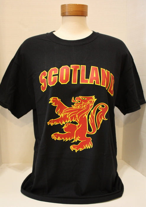 Scotland T-Shirt with Lion