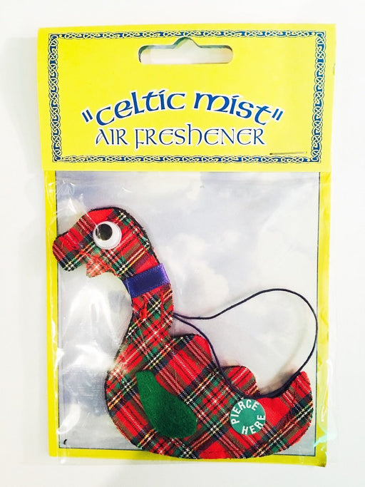 """Celtic Mist"" Air Freshener"