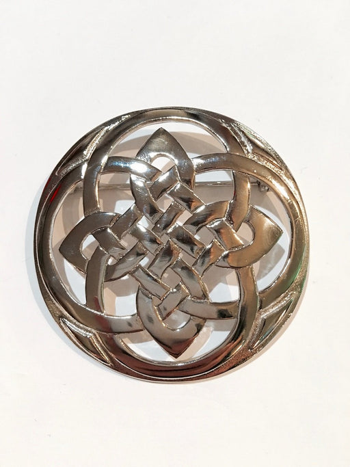 Celtic Braid Brooch