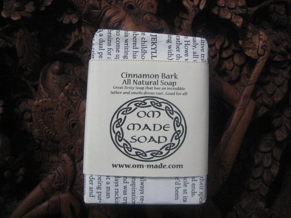 Cinnamon Bark Soap Bar