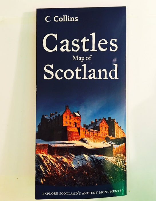 Castles - Map of Scotland