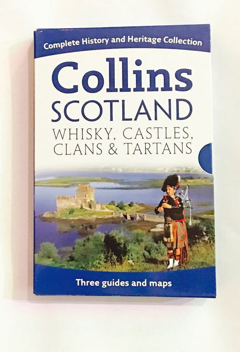 Whisky, Castles, Clans and Tartans