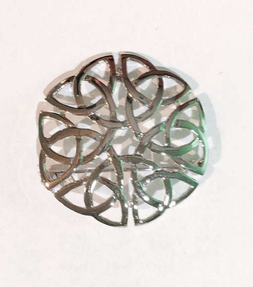 Eternal Interlace Brooch 2