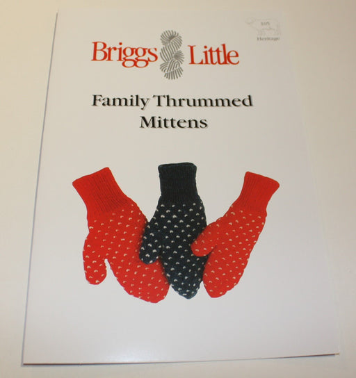 Family Thrummed Mitts