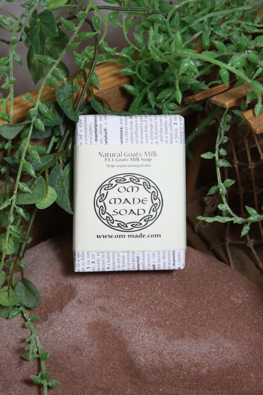 All Natural Goat's Milk Soap Bar