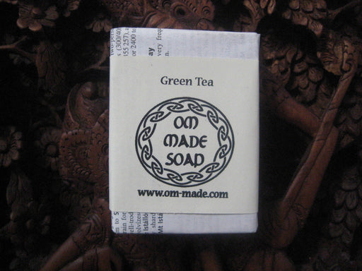 Green Tea Soap Bar