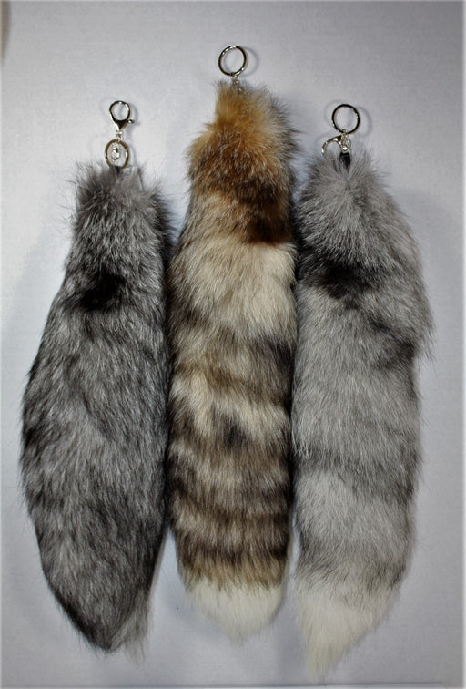 Fur Key Chains