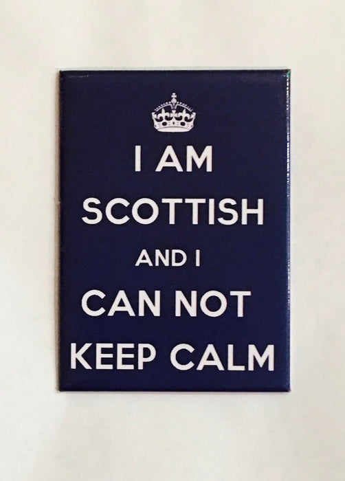 I Am Scottish Magnet